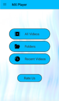 MX Video Player Скриншот 1