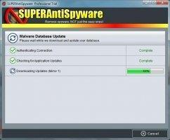 SuperAntiSpyware Free Скриншот 1