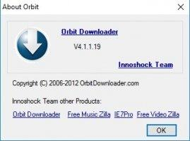 Orbit Downloader Скриншот 2