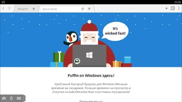 Puffin Web Browser Скриншот 2