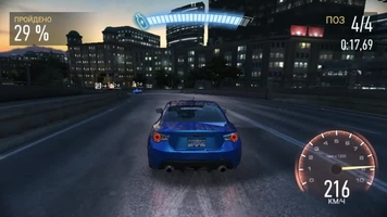 Need for Speed No Limits Скриншот 4