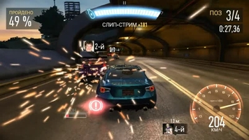 Need for Speed No Limits Скриншот 5