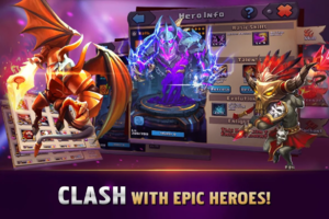Clash Of Lords 2 Скриншот 2